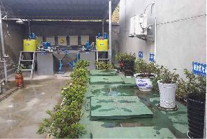 贵州仁怀疾控中心污水处理站