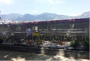 贵州仁怀鲁班镇卫生院污水处理站