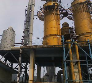 金泰矿冶冶炼废气处理工程