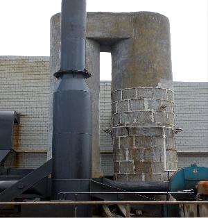 广西国创道路材料钦州港沥青基地锅炉烟气治理工程
